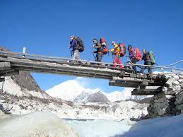 Manaslu + 7 pass Annapurna / 38 days