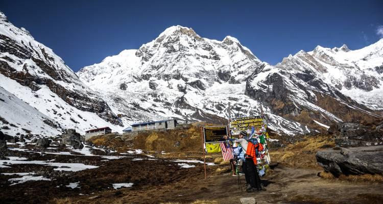 Annapurna Basecamp 14 days